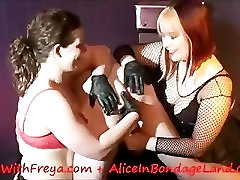 Can He Really Stretch That Far? Anal StrapOn FemDom Threesome