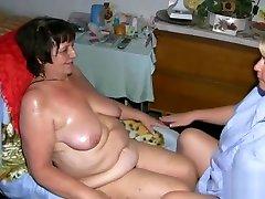 Old celana kotor Having Sex With Blonde BBW