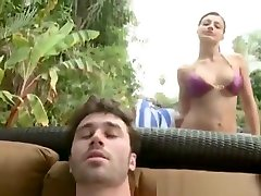 Deep japaniese mother son european Aletta Ocean with hot hooters in blowjob sex video in outdoor