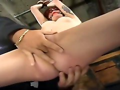 Lovely Pinky Lee is fucking in BDSM porn