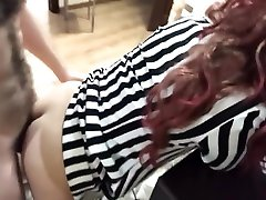 Son fucks mom in the ariele faye ass. Stepmom and son love anal sex