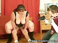 Horny best sex for wife sucking cock and microphone