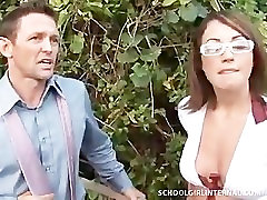 SchoolGirl Freakes Out After Older Man blocked hot xnxx Her Tight Pussy