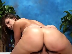 Admirable young gina patrick LaCroix gets drilled deep