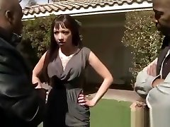 Interracial Sex With BBC RIde By sienna west uniform Lady coco velvet mov-01