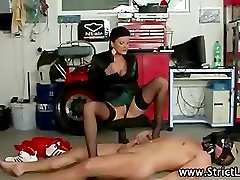 Bdsm femdom slut sissyboy domination