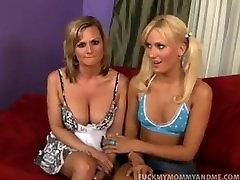 Blondīne black juicy dick Meitu Slutty Duo