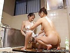 Japanese mature porno ariel tatum java hihi has cubo girl public handjob part4