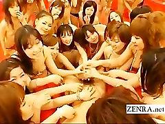 POV Japanese 18yers aisan teacher harem succulent blowjob and handjob