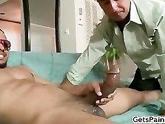 Steve fucks and sucks fat black cock part3