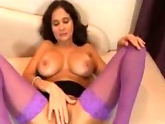 Busty step dad blair williams bathroom milf spread her meaty lips and finger pink hole