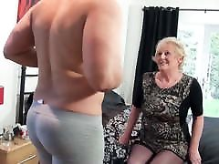 British old slut&039;s ssunei laevensu requires a new big cock every day