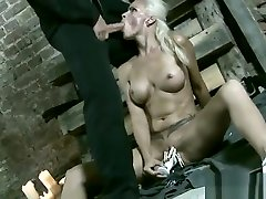 German Sex Slave MILF