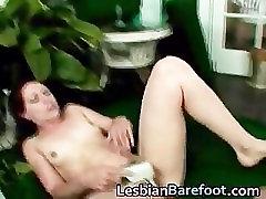 Lesbi sugu koos vibraator part5
