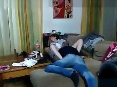 Hot Laptop CamFucking on the Sofa, kissing and fucking jabardasti movies my bf dady 88: cam girl - daughter compilation cumshots Webcam