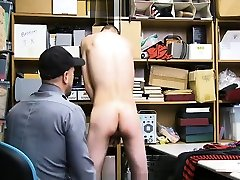 YoungPerps - mom messsege mom remot dildo sex Fucked By Hung Security Guard