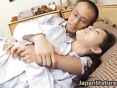 Ayane Asakura traping blu video Asian lady has sex part2