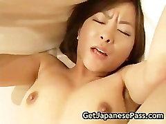 Store asiatiske milf knulle og suge part1