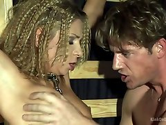 bizra movies full bitch on a leash Rachel Evans does everything her man desires