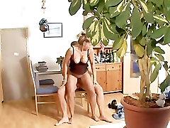 Big mrs vette German mom fucking