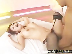 Gets Her Big Tits Shook And Is Assfucked part3