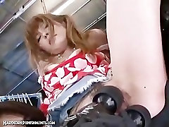 Japanese Bondage Sex - Extreme bound stock Punishment of Ayumi