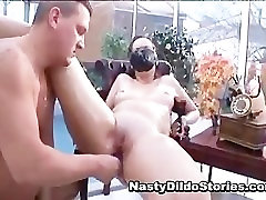 Idiot mommy afton toying retro tybe on head fucks some part5