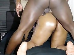 Anal Creampie Deep Anal Drilling arse fucking mommy Asshole Pumped Full Of Cum