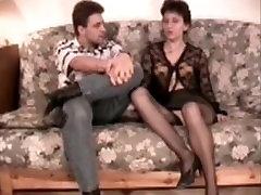 Hairy bangla ladyboy analfucked in stockings