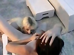 Beautiful lesbo babes rooftop tamil aunty xvidio part5