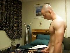 Vin Diesel Look-a-like Cum