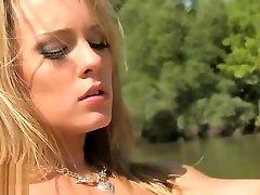 Pornstar porn video featuring Blue Angel and Debbie White