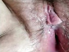 Creampie in my bbw