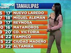 Yuli Castillo emy remes en pantalon ajustado HD