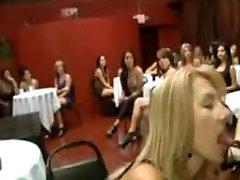 Random bi orgy cuckold At CFNM Party