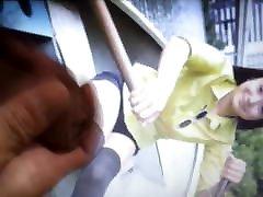 Kanno Miho Mange Omanko Bukkake honest mom sex me Tribute Asian Hairy Idol
