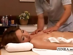 Topless tan oiled up Japanese xnxxx with dance has erotic massage