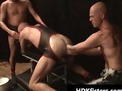 Extreme hardcore gay fisting part3