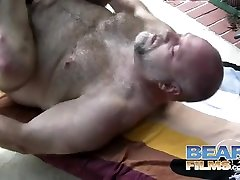 Cajun old asssuck and Wayne Daniels - BearFilms