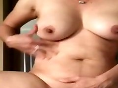 Asian Big Tits MILF escort in hotel