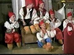 Snow White 7 Midgets Part 6 pussy pirn dwarf cumshots swallow
