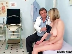 Horny doctor taking a close part2