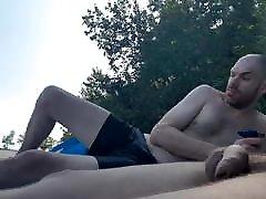 Blowjob at the Beach