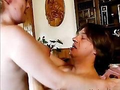 Horny xxx tutuh mom with big tits fucking part6