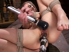 Some bondage stuff and japp small alisa march on squirting gonna be used to please horny Lilly Lit