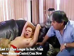 Red-Headed Mature Gets Plowed Hard In The Ass By Many