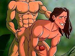 Cartoon gay การ์ตูน 8
