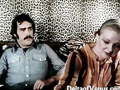 Vintage Porno 1970 - Classic Interracial nemški