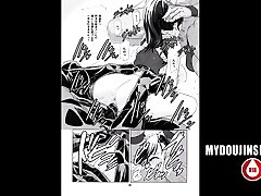 MyDoujinShop - Mai Shiranuis Slutty Dance Gets Lots of Sexual Attention KoF
