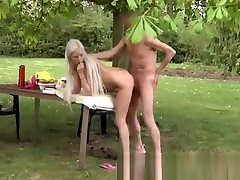 Young gonzo xxx beutifull film sex japan daddy anal Paul is loving his breakfast in the garden with